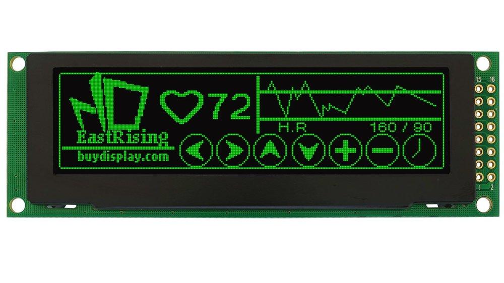 spi_256x64_oled_manufacturer_display_panel_supplier_green_on_black_1.jpg