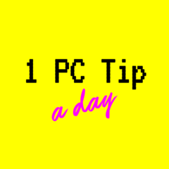 1 PC Tip a day